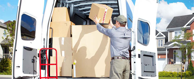 Residential Deliveries in Colorado and surrounding states